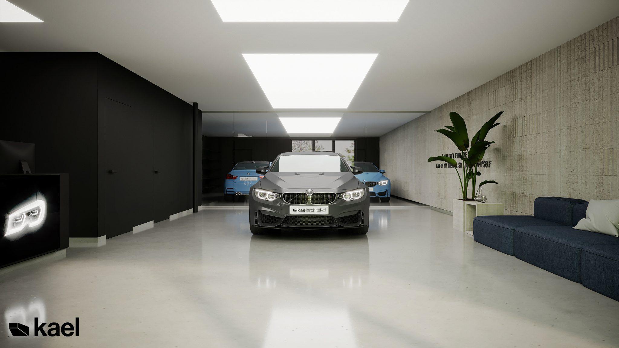 Specjalistyczny warsztat BMW