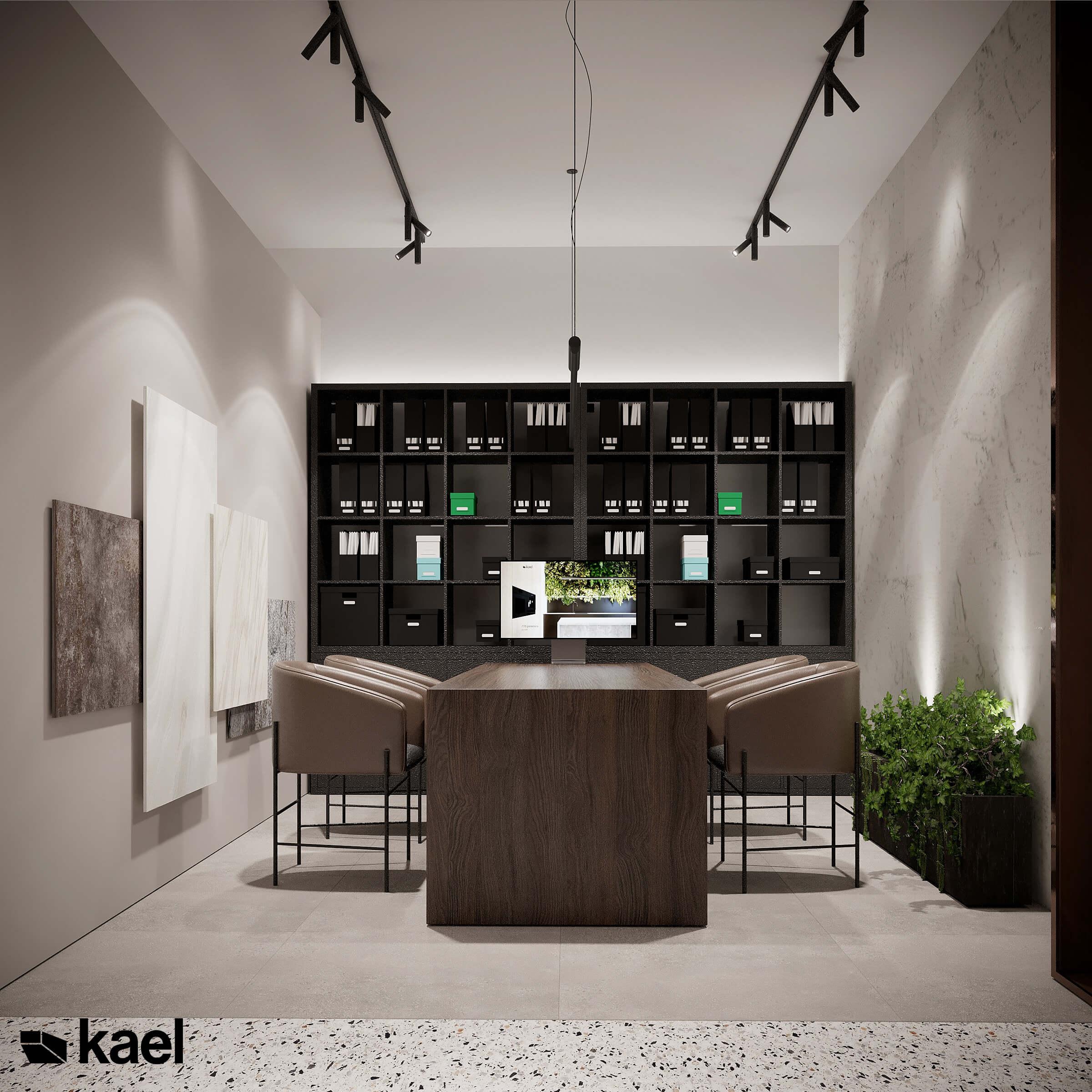 Sala konferencyjna w Camero Design