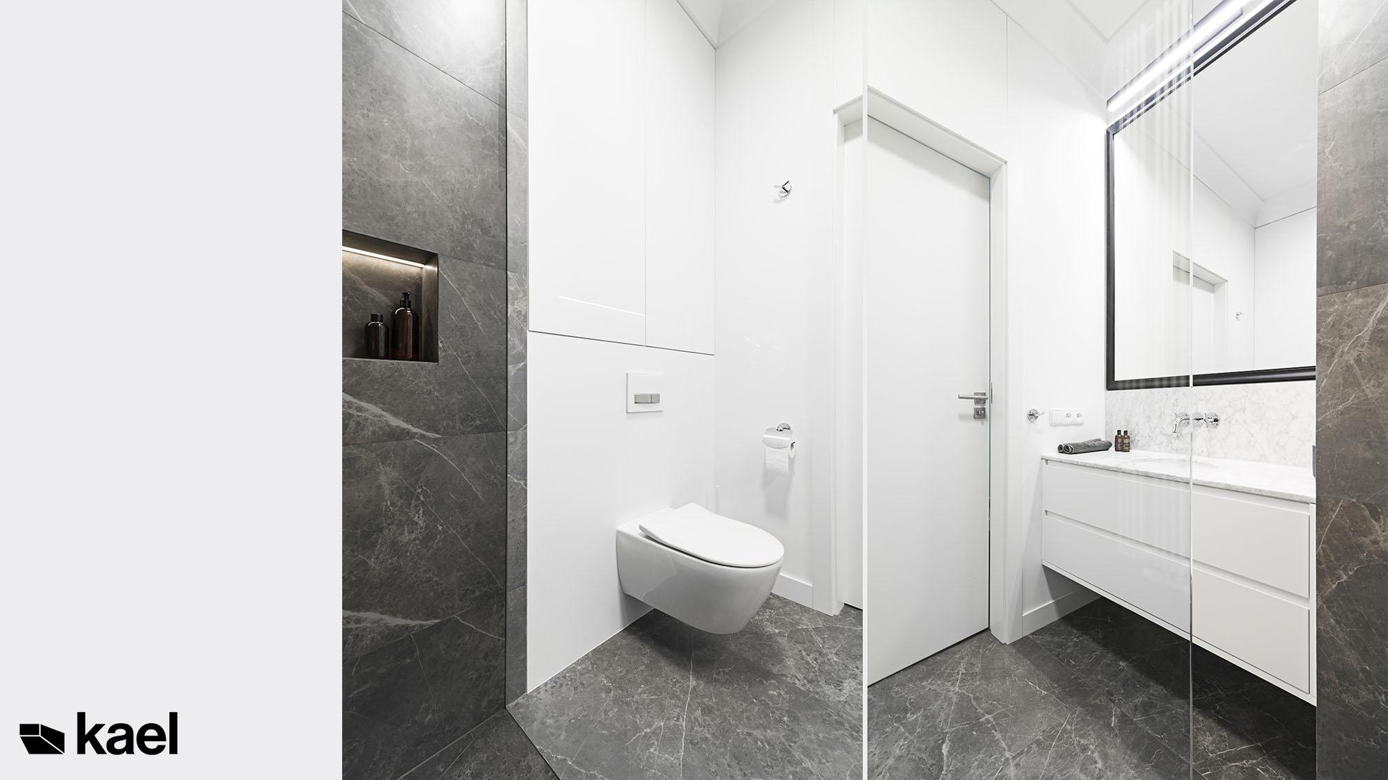 Łazienka w mieszkaniu