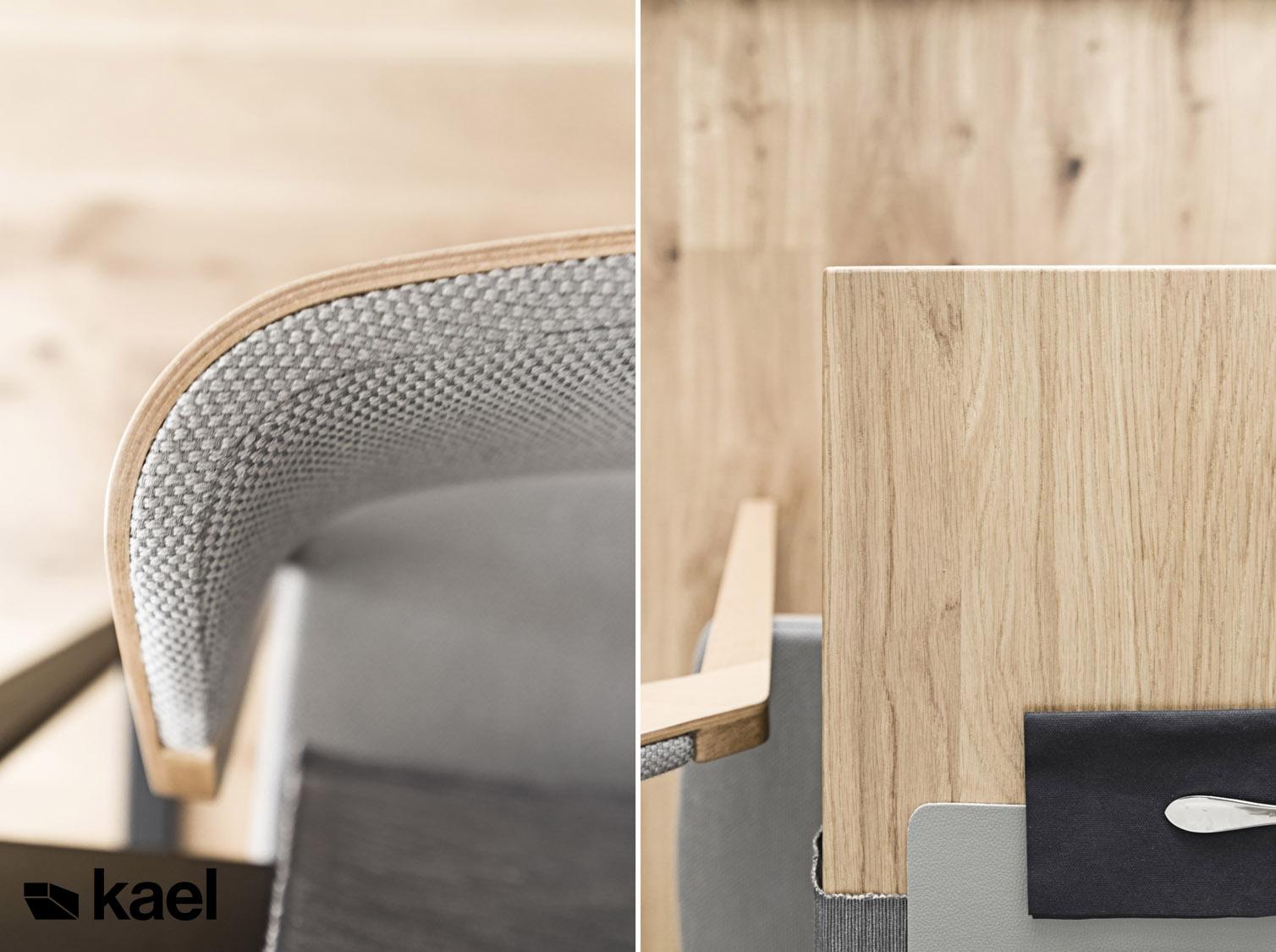 Projektowanie wnętrz - detale materiałów