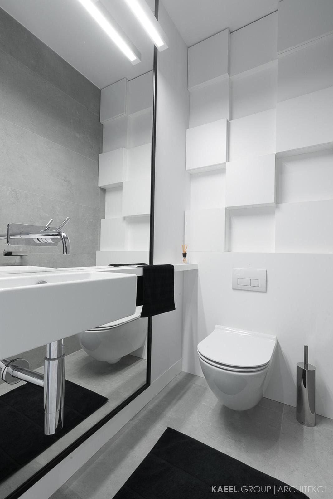 Szafki w wc