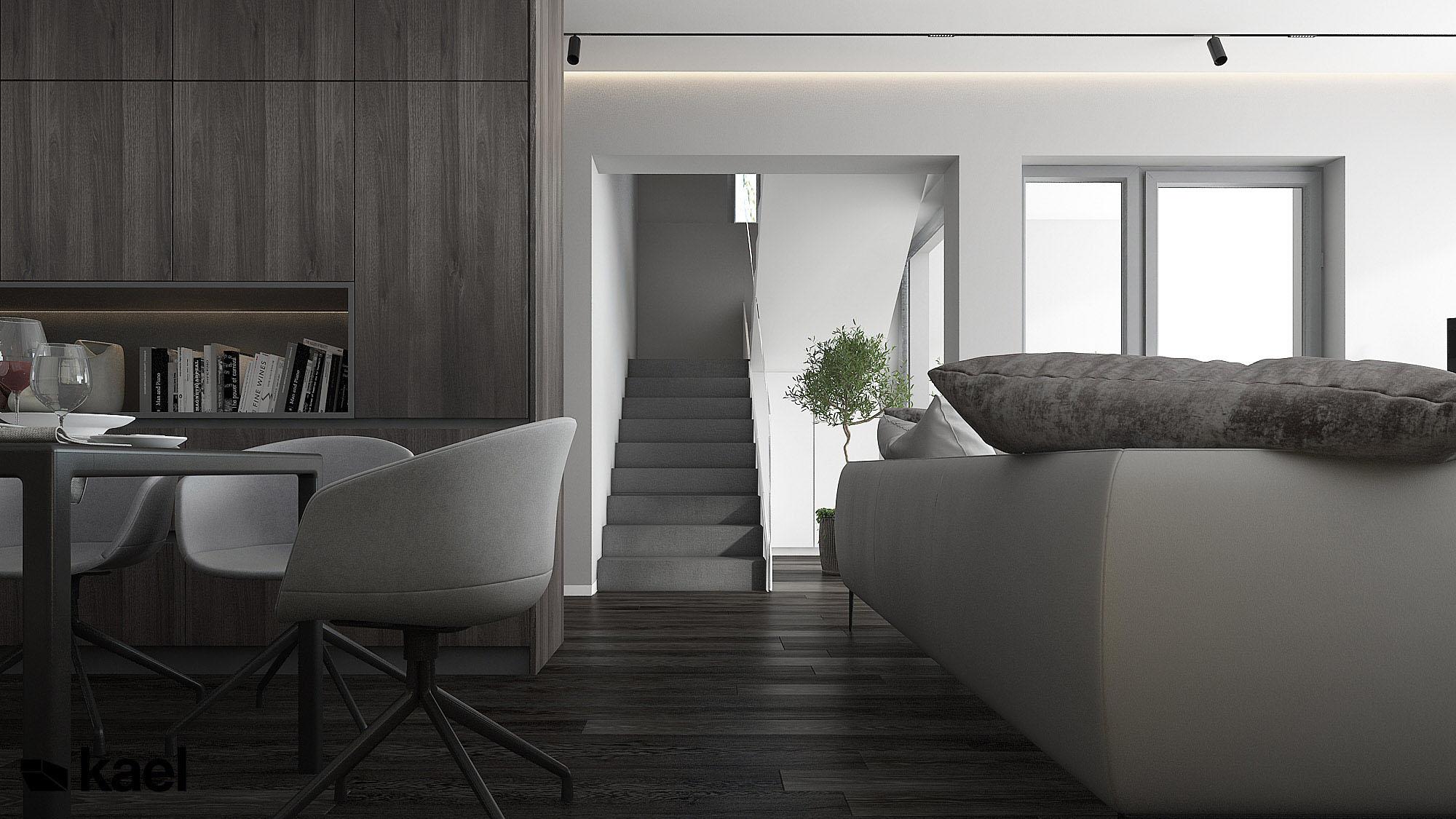 Betonowe monolityczne schody
