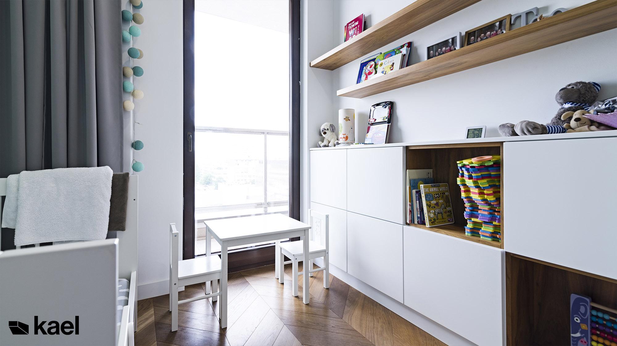 Projektowane meble dziecięce
